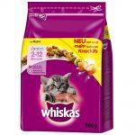 Whiskas Junior Kyckling Ekonomipack: 2 x 14 kg