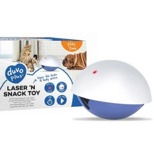 Aktiveringslek Laser n Snack Toy