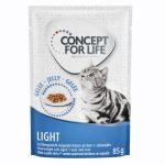 Concept for Life Light - i gelé - 12 x 85 g