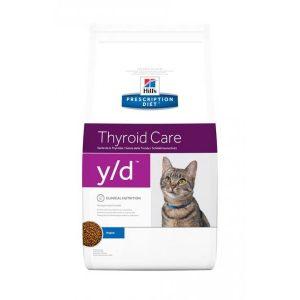 Diet Feline Y/D 1,5 kg