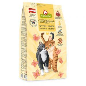 GranataPet DeliCatessen Kitten Fågel Ekonomipack: 2 x 1,8 kg
