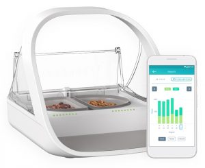 Microchip Pet Feeder CONNECT (med app-styrning)