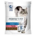 Perfect Fit Indoor 1+ Nötkött - Ekonomipack: 6 x 750 g