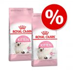 2 x 10 kg Royal Canin Kitten till sparpris! Kitten British Shorthair