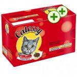 48 x 100 g Catessy våtfoder för katter - bitar i gelé