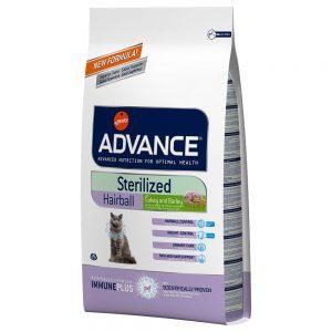 Advance Sterilized Hairball - Ekonomipack: 2 x 10 kg
