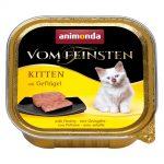 Animonda vom Feinsten Kitten 6 x 100 g - Lammkött