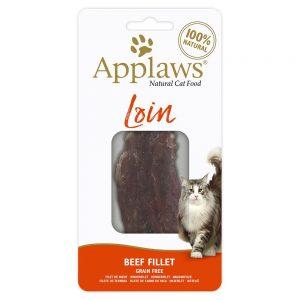 Applaws Cat Beef Loin - Ekonomipack: 3 x 20 g