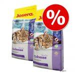 Ekonomipack: 2 x 10 kg Josera kattfoder Culinesse