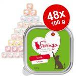 Ekonomipack: Feringa portionsform 48 x 100 g Fjäderfä