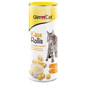 GimCat Cheese Tabs - 425 g