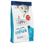 Happy Cat Sensitive Grainfree Sea Fish - Ekonomipack: 2 x 4 kg