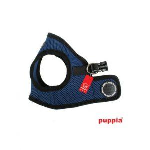 Kattsele Vest Puppia Harness Blå, XS