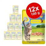 MAC's Cat portionspåse 12 x 100 g - Rent kycklingkött