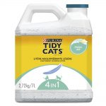 Purina Tidy Cats Lightweight Fresh Air kattströ - Ekonomipack: 2 x 20 l