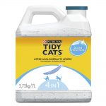 Purina Tidy Cats Lightweight Ocean Freshness kattströ - 7 l