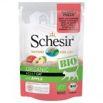 Schesir Bio Pouch 6 x 85 g - Nötkött