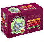 Blandpack Catessy bitar i gelé - allsköns grönsaker - 12 x 100 g