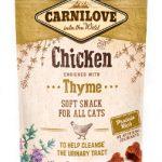 Carnilove kattgodis Semi Moist Chicken & Thyme