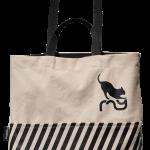 Catwalk Tote Bag beige