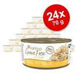 Ekonomipack: Applaws Grainfree in Broth 24 x 70 g - Tonfiskfilé