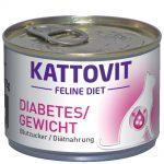 Kattovit High Fibre (diabetes) 185 g 12 x 185 g Kyckling