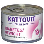 Kattovit High Fibre (diabetes) 185 g 6 x 185 g Kyckling