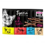 Tigeria Sticks 10 x 5 g - Mix (4 sorter)