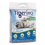 Tigerino Canada kattströ - Sensitive Provpack 6 kg