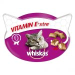 Whiskas Vitamin E-Xtra Ekonomipack: 8 x 50 g