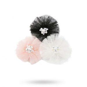 Big Blossom Hairpin Vit