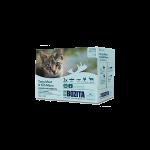 Bozita Feline Våtfoder Multibox med Kött & Fisk