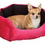 Dimple Plush Nesting Bed - Rosa - Large