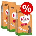 Ekonomipack: Feringa torrfoder 3 x 2 kg - Kyckling & öring