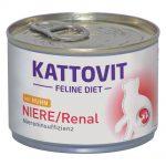 Kattovit Renal (njursvikt), 175 g 6 x 175 g Kalkon