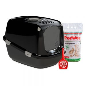 PeeWee EcoDome startpack - Black