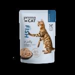 Prima Cat Classic Fisk i Gelé 28x85 g