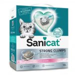 Sanicat Strong Clumps - 10 l