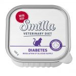 Smilla Veterinary Diet Diabetes - 8 x 100 g