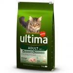 Ultima Cat Adult Chicken - Ekonomipack: 2 x 7,5 kg