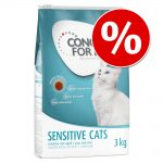 3 kg Concept for Life kattfoder till kanonpris! - Indoor Cats