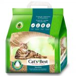 Cat's Best Sensitive kattsand - Ekonomipack: 2 x 20 l (14,4 kg)