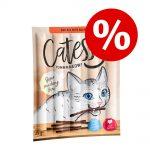 Ekonomipack: Catessy Sticks 50 x 5 g - Kanin, kalkon & jäst