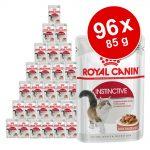 Ekonomipack: Royal Canin våtfoder 96 x 85 g - Instinctive +7 i sås