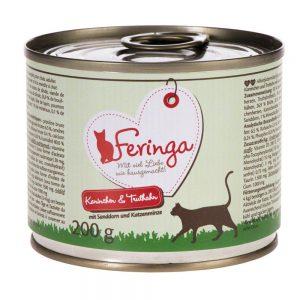 Feringa Menu Duo 6 x 200 g - Lamm & kanin med tranbär & krasse