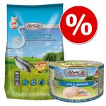 MAC's blandpack torrfoder + våtfoder - Adult Lax & öring