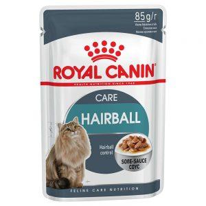 Royal Canin Hairball Care i sås - 48 x 85 g