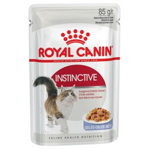 Royal Canin Instinctive i gelé - 48 x 85 g