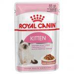 Royal Canin Kitten Instinctive i sås - 48 x 85 g