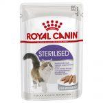 Royal Canin Sterilised Loaf - 48 x 85 g